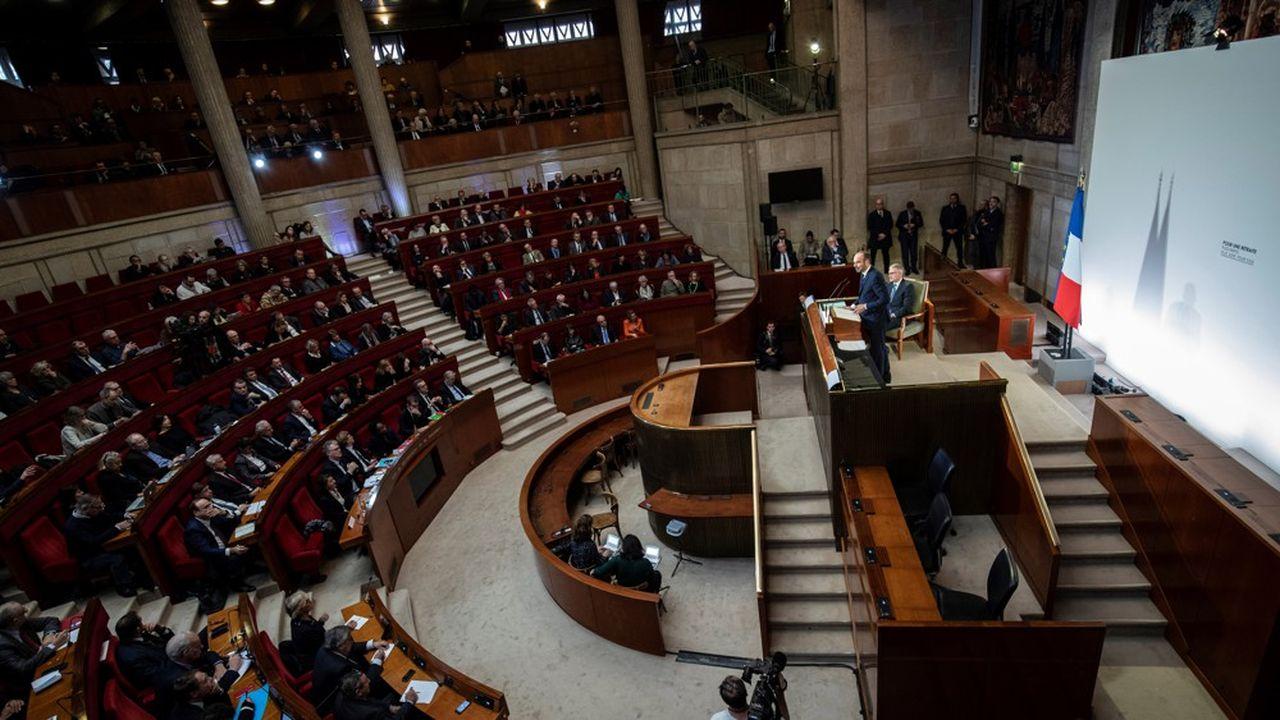 Le Conseil économique, social et environnemental (Cese) va être transformé en «carrefour des consultations publiques».
