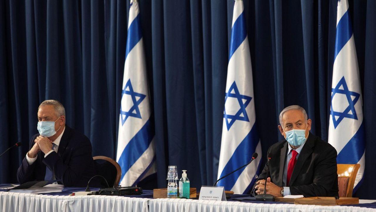 En plus de la question palestinienne, Benny Gantz et Benyamin Netanyahu ont bien d'autres sujets de discorde, ce qui mènera sans doute à de nouvelles élections d'ici un an.