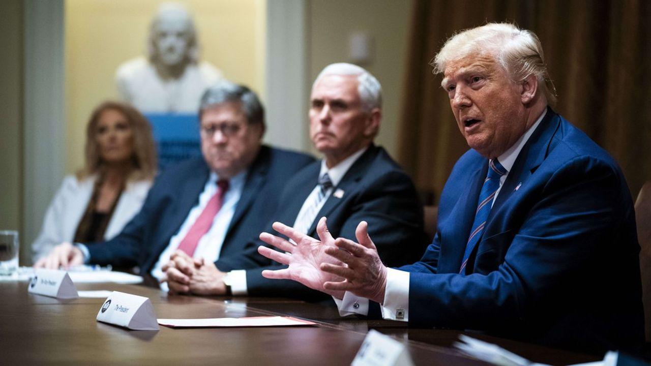 L'administration Trump veut limiter l'offre de fonds intégrant des critères extra-financiers dans les produits d'épargne-retraite, ostensiblement pour protéger les rendements financiers des futurs retraités.