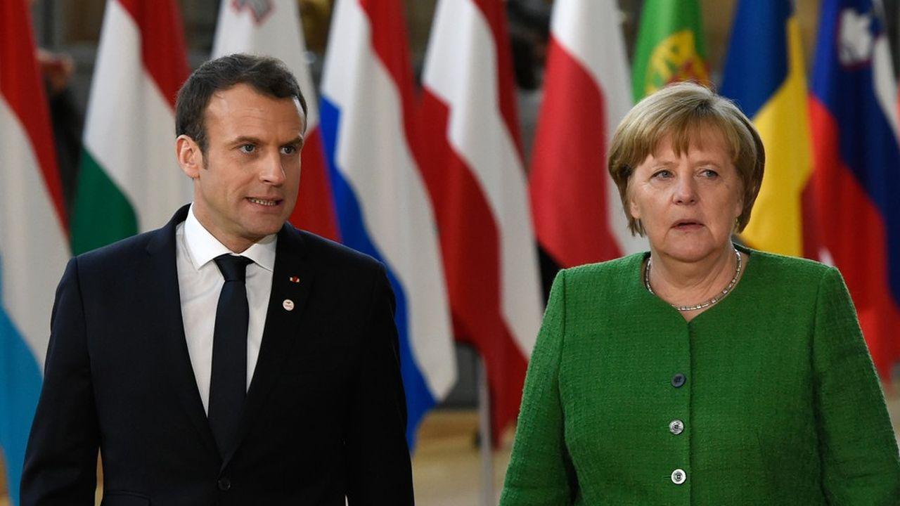 «L'initiative commune du président Macron et de la chancelière Merkel le 18 mai joue un rôle clé pour que l'Europe sorte plus forte, plus équitable et plus durable de cette crise»