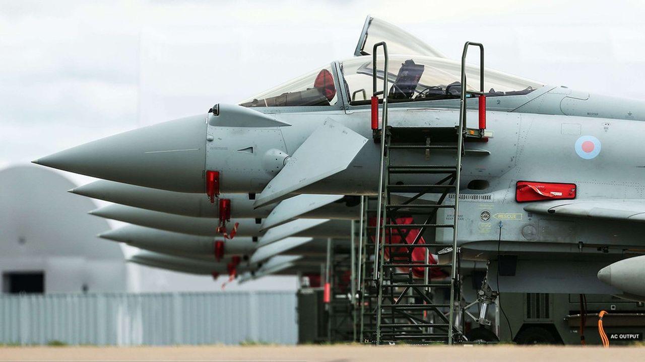Depuis des années, Airbus attend de nouveaux contrats pour son avion de chasse Eurofighter qui sont sans cesse retardés.