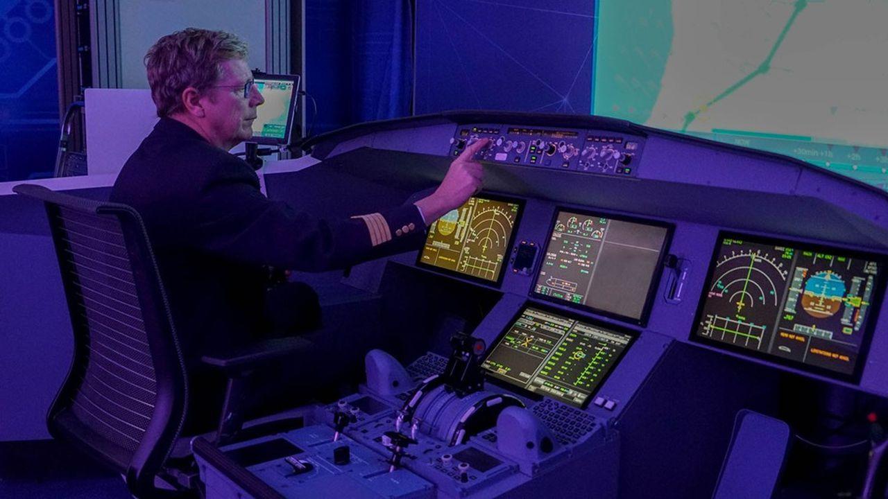 Thales prévoit de commercialiser son nouveau logiciel de gestion de vol PureFlyt en 2024 sur les avions neufs et existants.