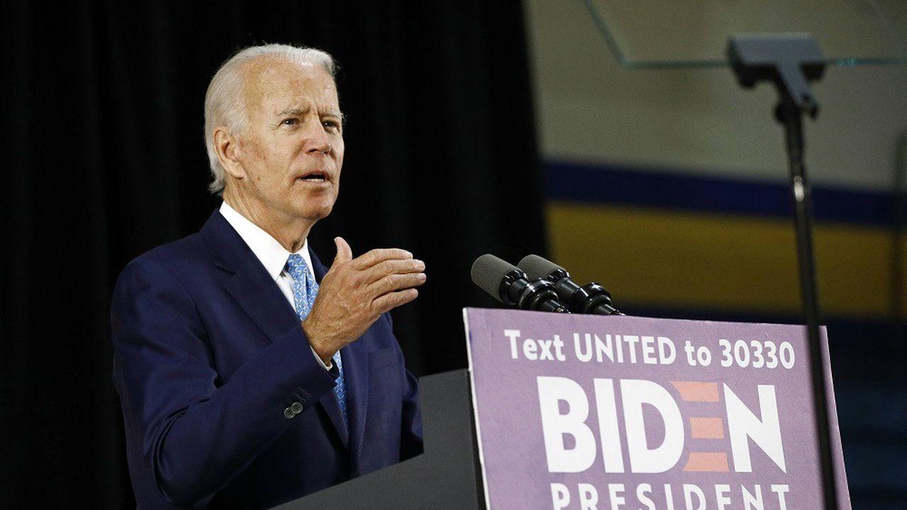 Joe Biden domine pour l'instant Donald Trump dans les sondages.