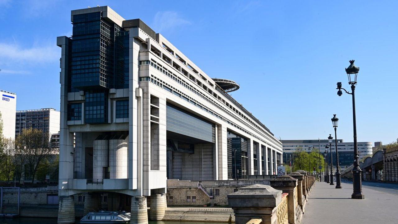 Ministère des Finances, Bercy