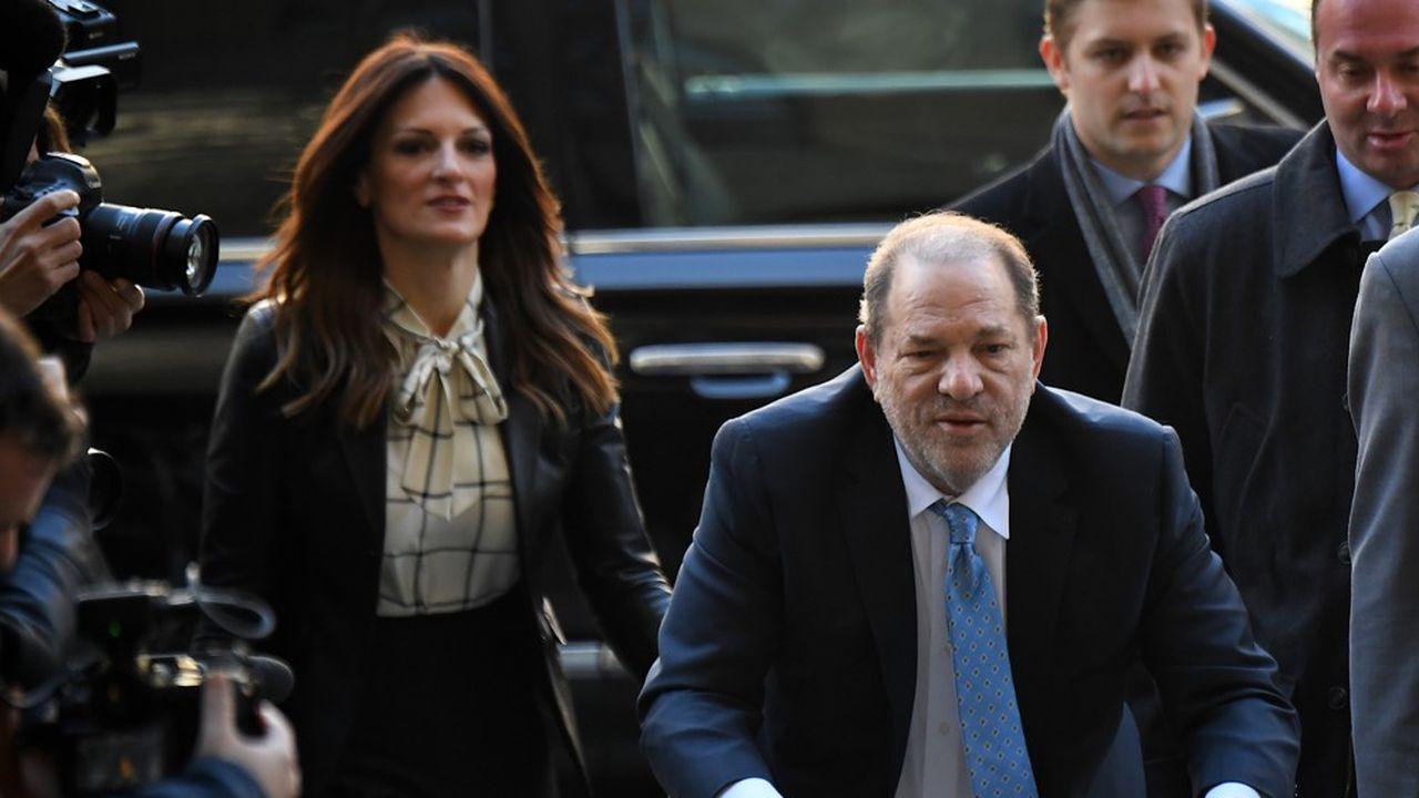 Harvey Weinstein purge actuellement une peine de 23 ans de prison.