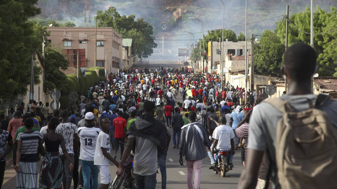 Le président malien, Ibrahim Boubacar Keita, est confronté à un mécontentement considérable depuis trois semaines.