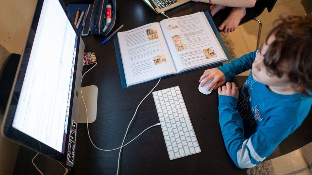 Ecole, les vertus du virtuel.