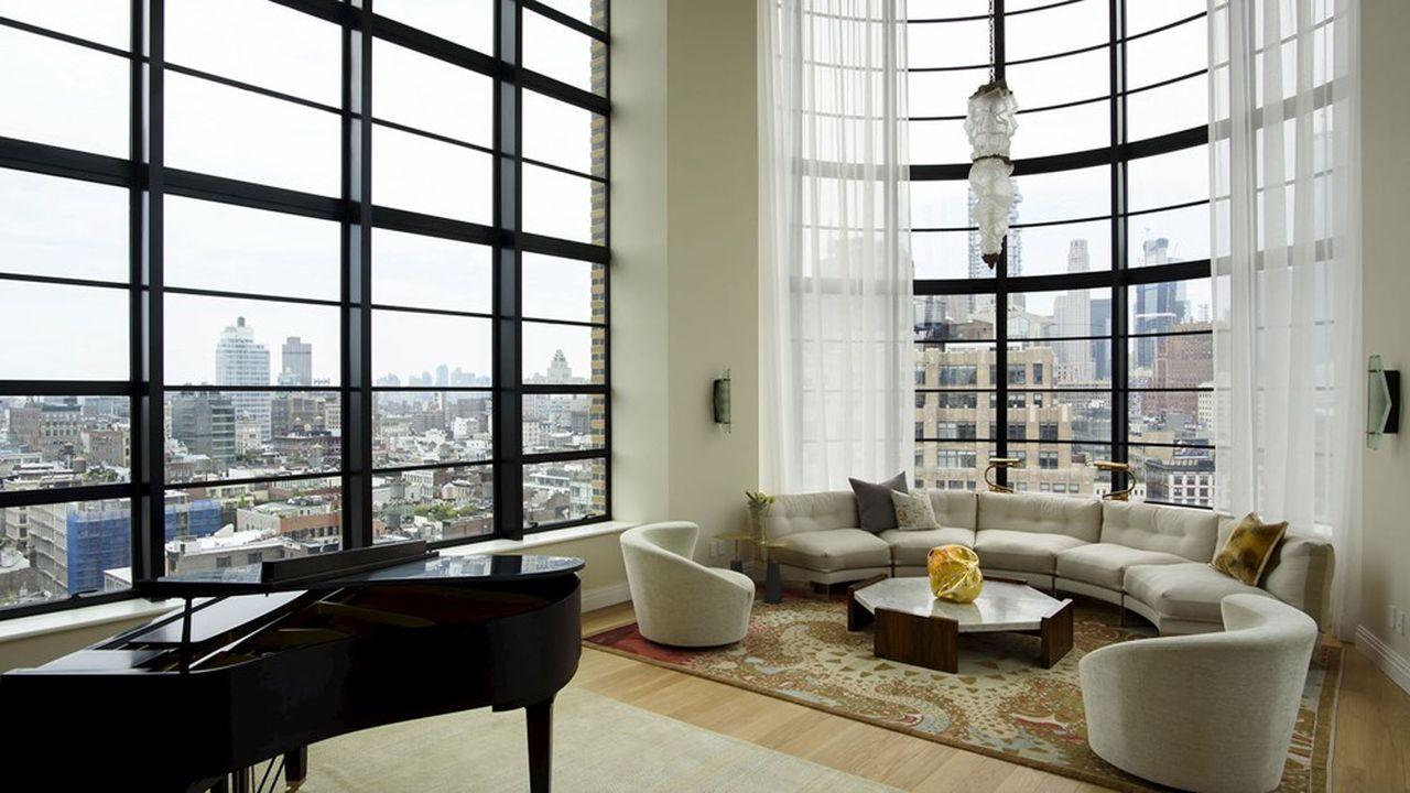 Selon la société de services immobiliers Savills, qui se base sur une batterie d'indicateurs conjoncturels locaux, les loyers des bureaux de Manhattan pourraient chuter de 26%.