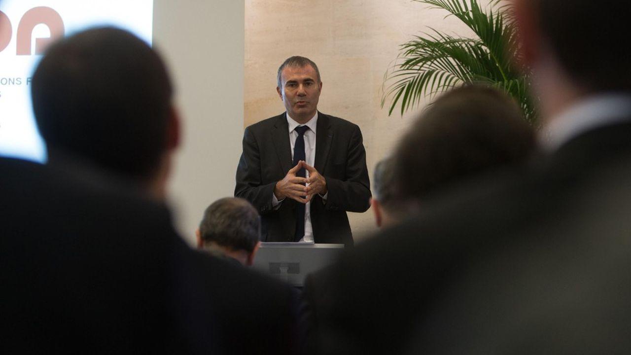 Pierre Pelouzet, le Médiateur des entreprises.