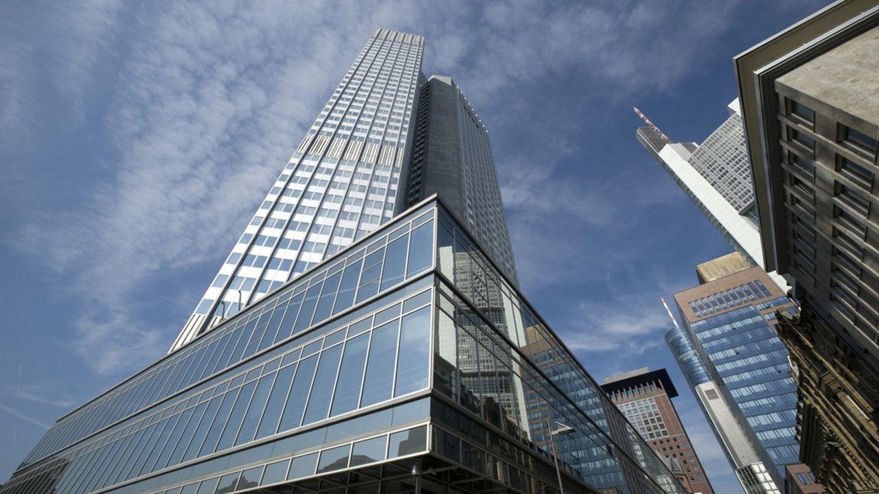 Le gendarme des banques de la zone euro a explicité mercredi sa doctrine en matière de fusions entre banque.