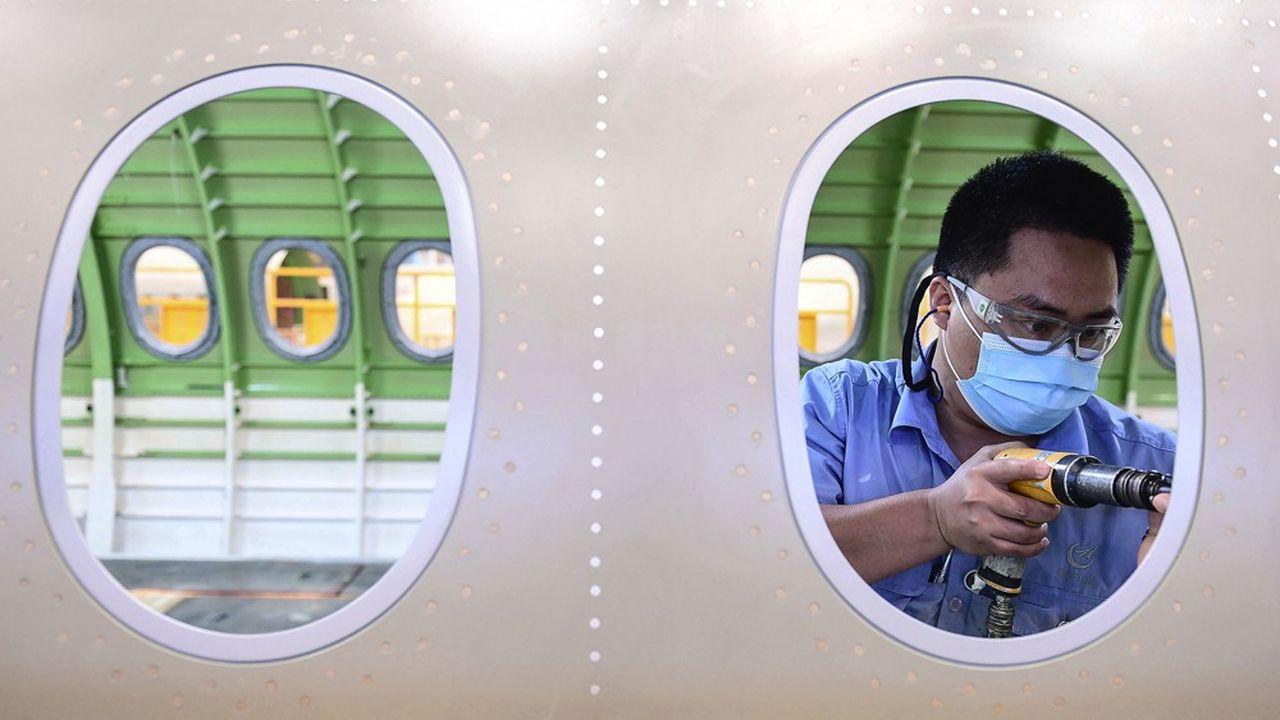Airbus a l'intention de réduire ses effectifs de 11% au niveau mondial.
