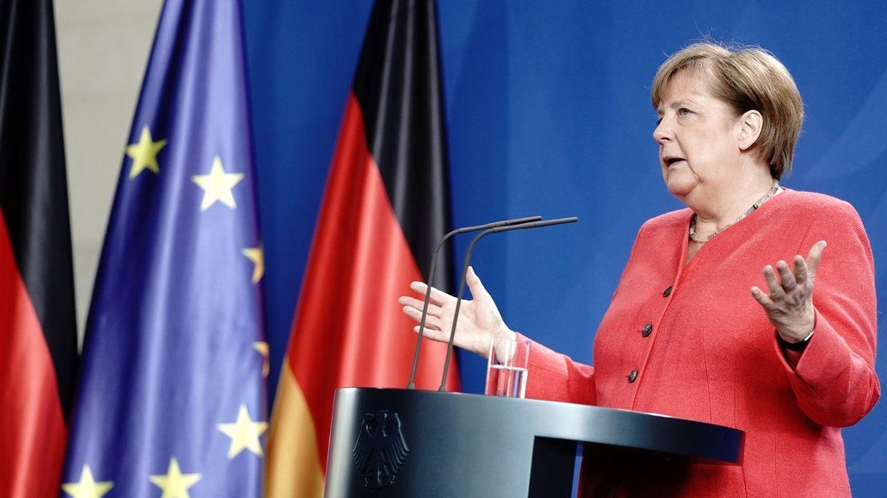 La présidence allemande du Conseil de l'Union Européenne devra gérer une crise sanitaire doublée d'une crise économique.