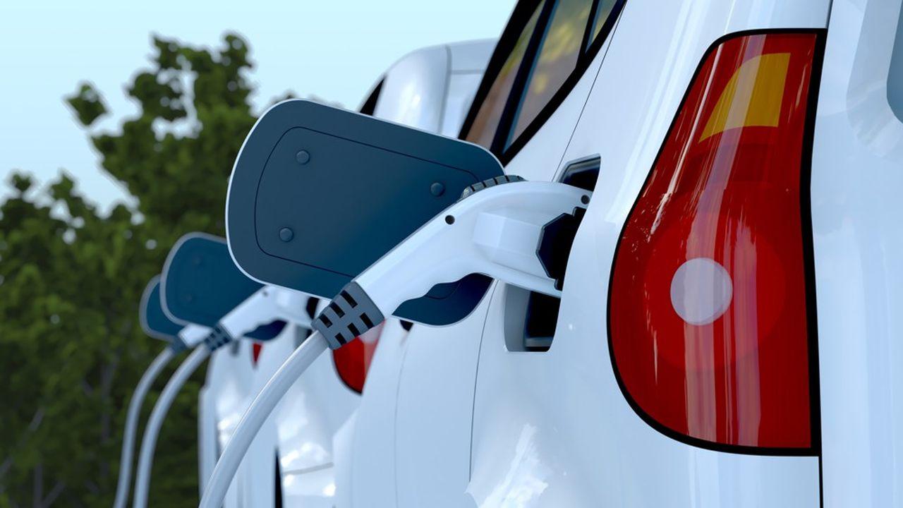 Les immatriculations de voitures électriques ont plus que doublé par rapport au premier semestre 2019.