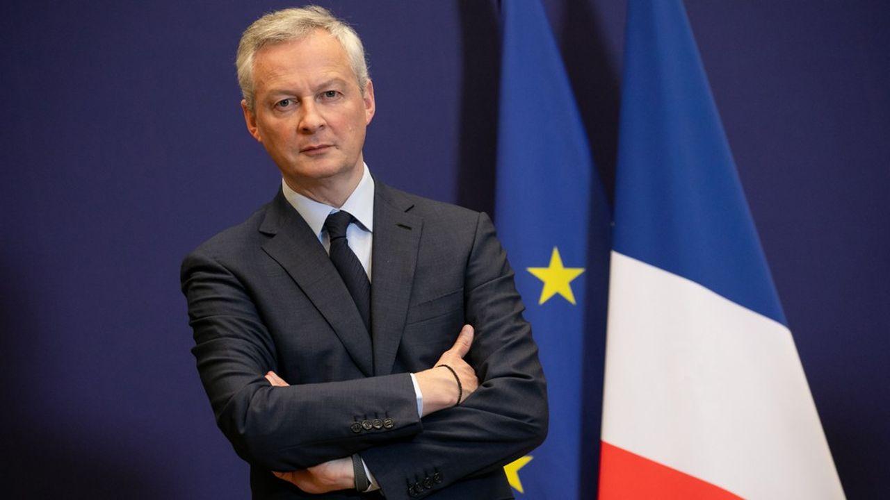 Le dispositif avait été annoncé dès avril par le ministre de l'Economie et des Finances, Bruno Le Maire. Il commence seulement à être opérationnel.