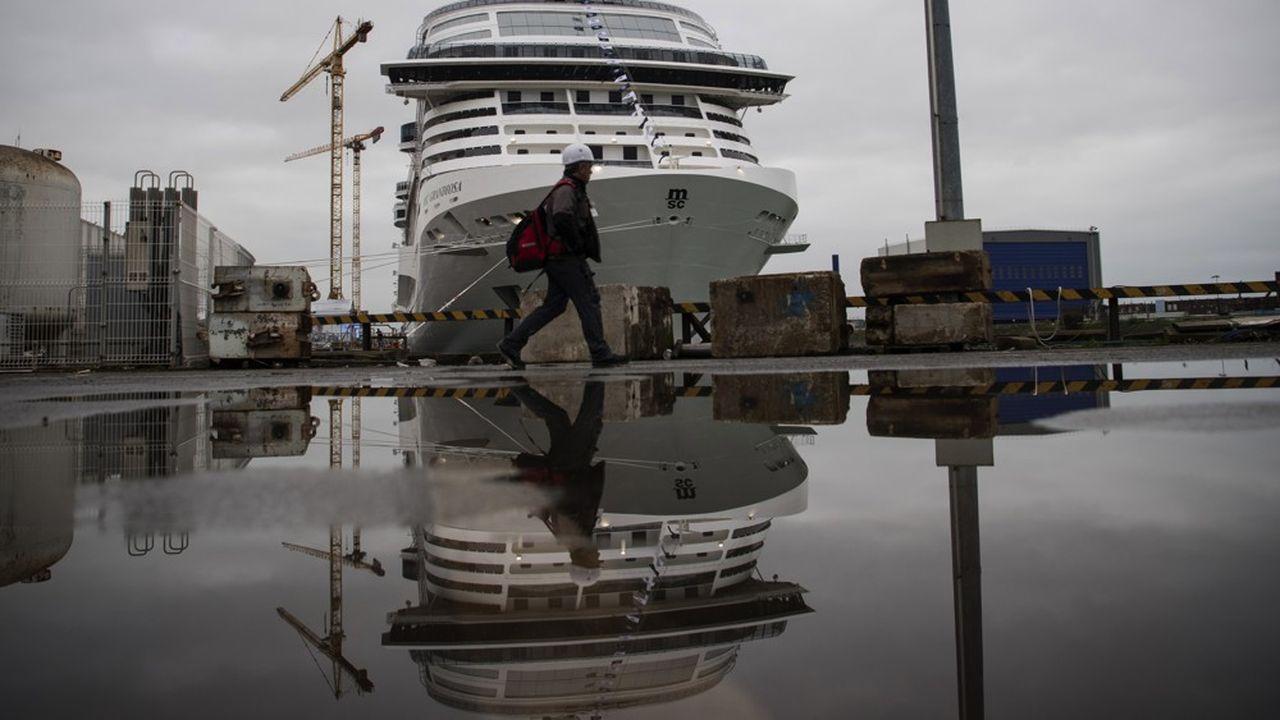 Après des décennies de restructurations, l'industrie navale affirme avoir du mal à trouver les ouvriers et techniciens dont elle a besoin.