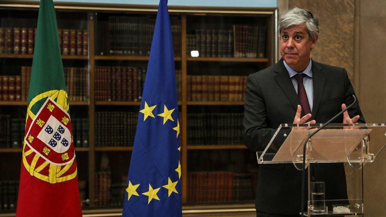 Avec le départ du Portugais Mario Centeno, l'Eurogroupe doit se choisir, ce 9juillet, un nouveau président.