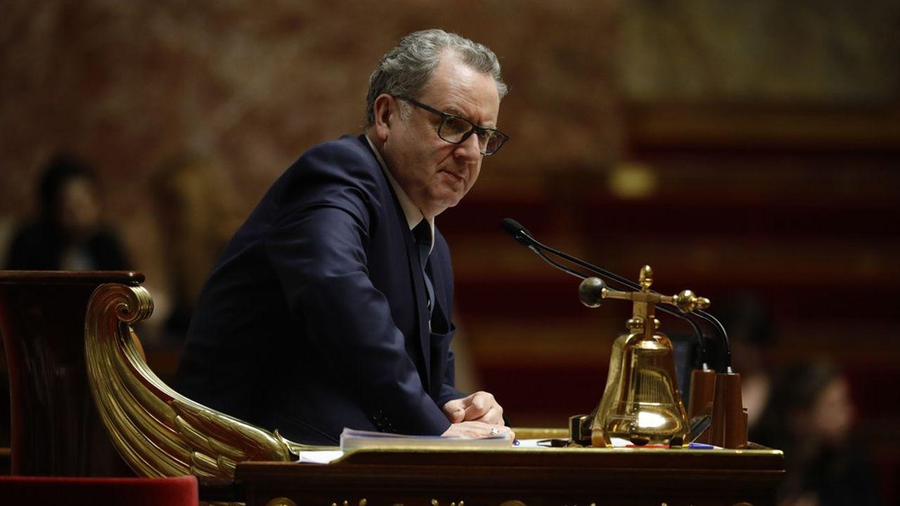 Richard Ferrand doit remettre ses propositions à Emmanuel Macron, ce jeudi.