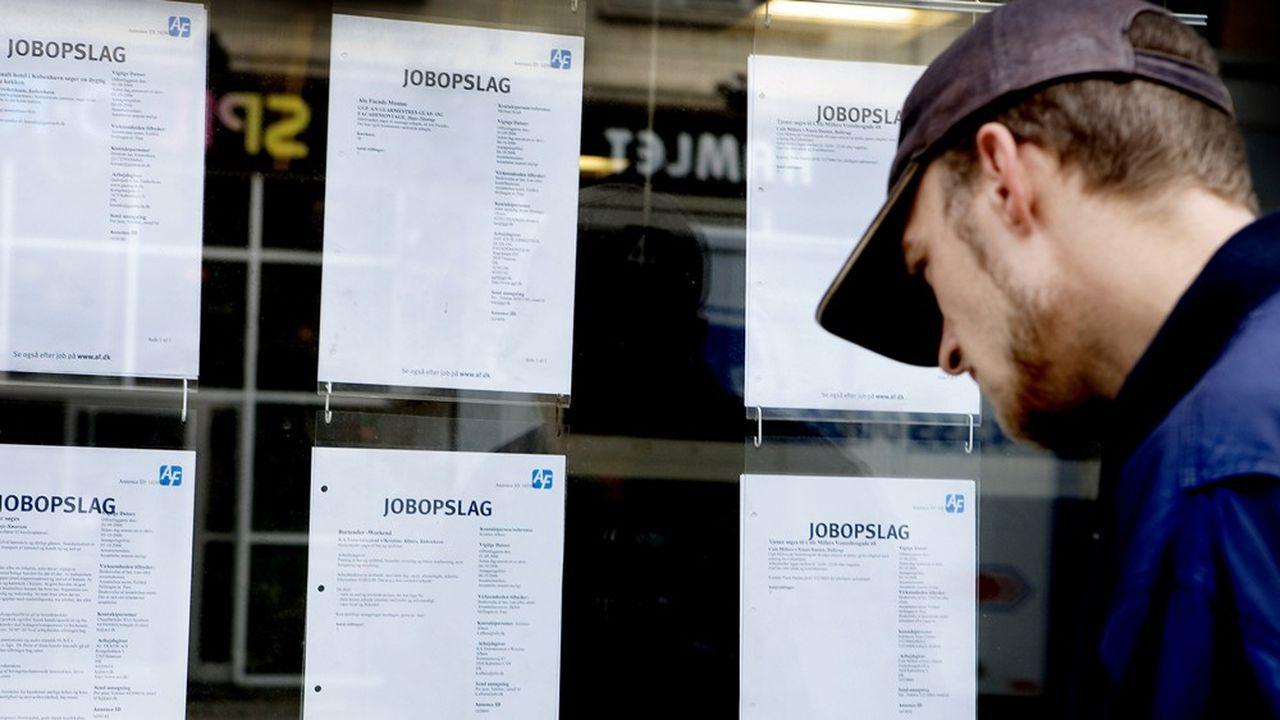 Le chômage a faiblement augmenté en mai dans la zone euro et l'Union européenne, mais les statistiques peinent à intégrer les effets réels des confinements, reconnaît Eurostat.