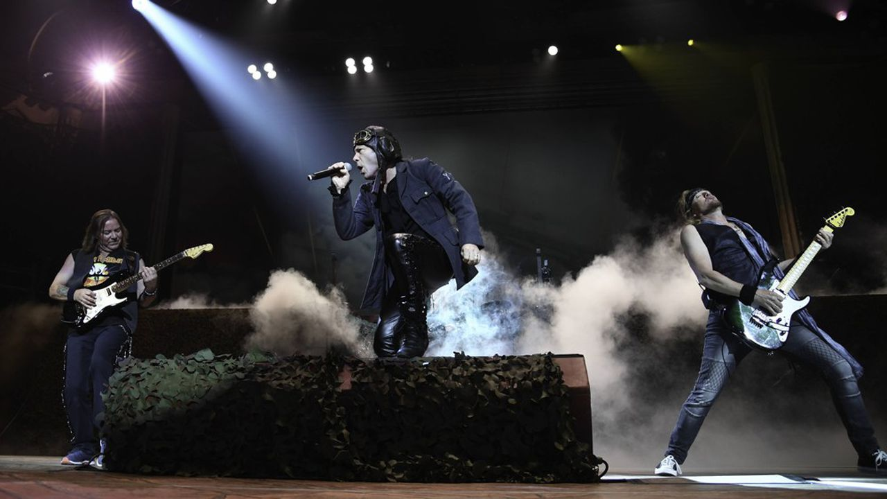 Les stars de la pop britannique se mobilisent pour l'industrie des concerts