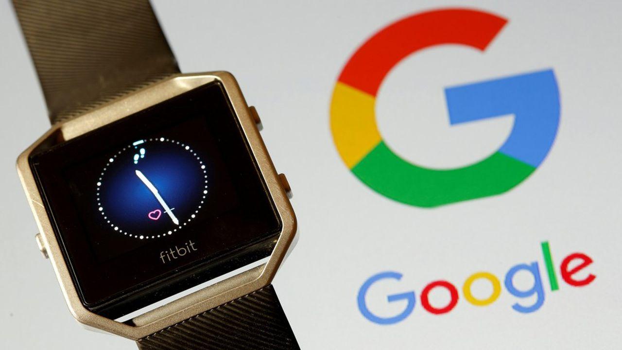 Google avait annoncé le rachat de Fitbit en novembre dernier pour 2,1 milliards de dollars.