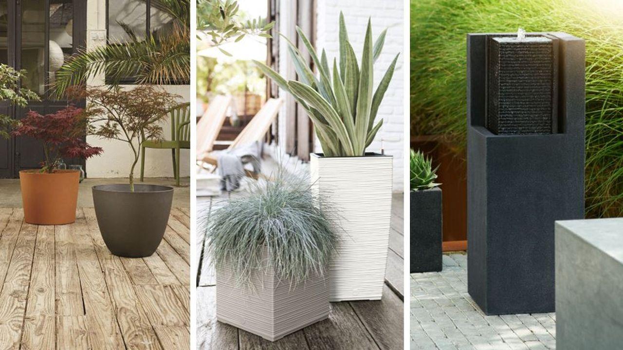 Avec ce rachat, la marque de jardinières et de pots de fleurs Poétic étendre son offre de l'entrée au haut de gamme.