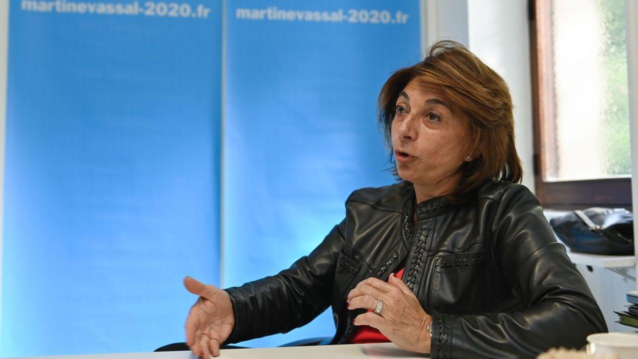 Martine Vassal.