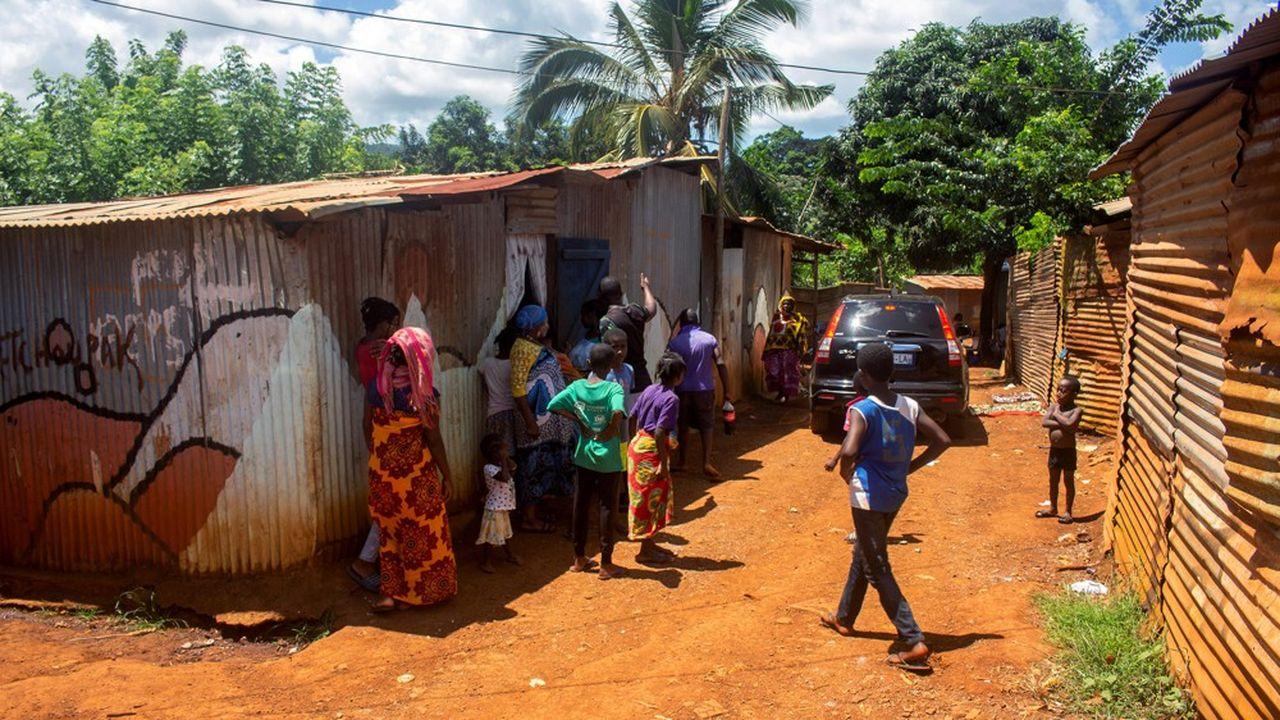 Mayotte était en 2017 le département d'outre-mer le plus touché par la pauvreté et les inégalités d'après une publication de l'Insee.