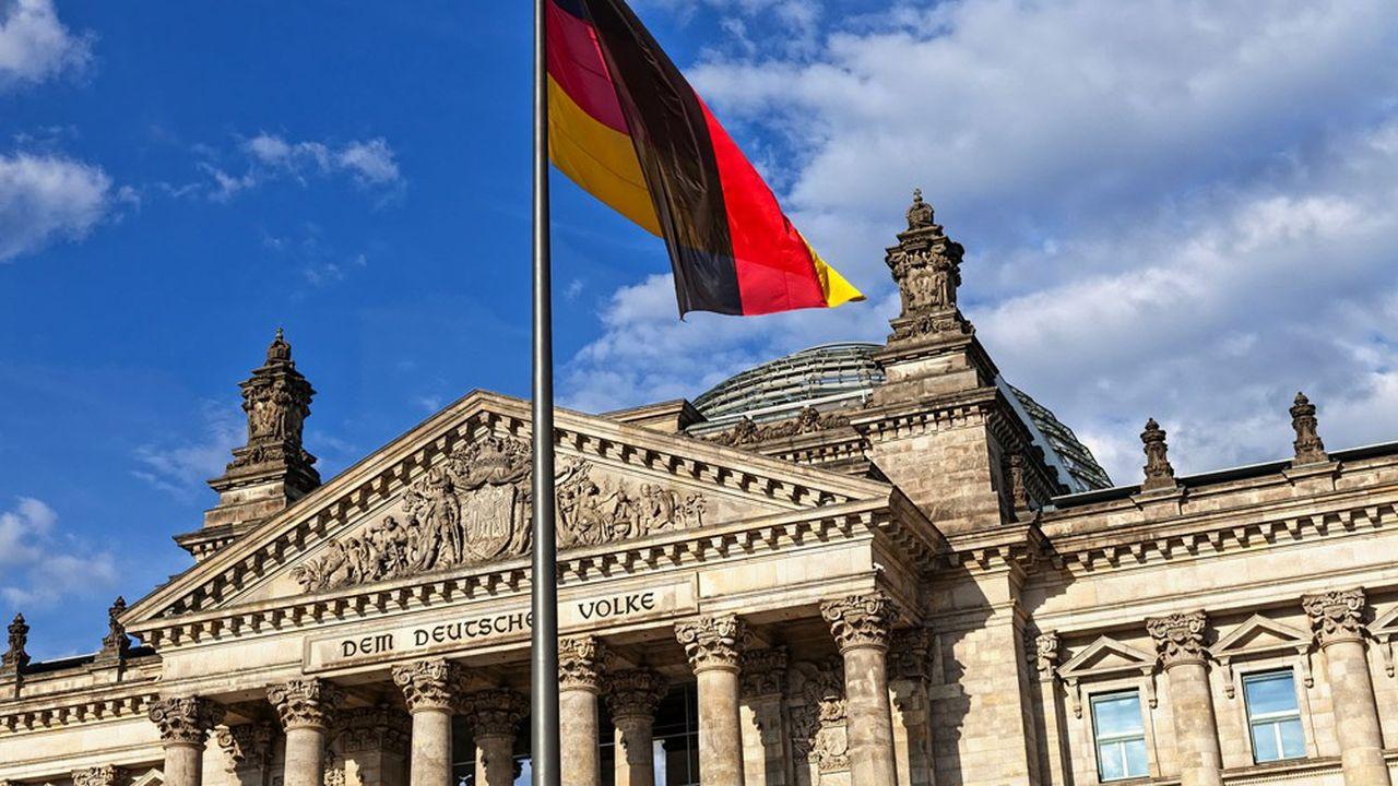 Le Parlement allemand devait valider la participation de la Bundesbank au programme d'achats d'obligations d'Etat de la BCE.