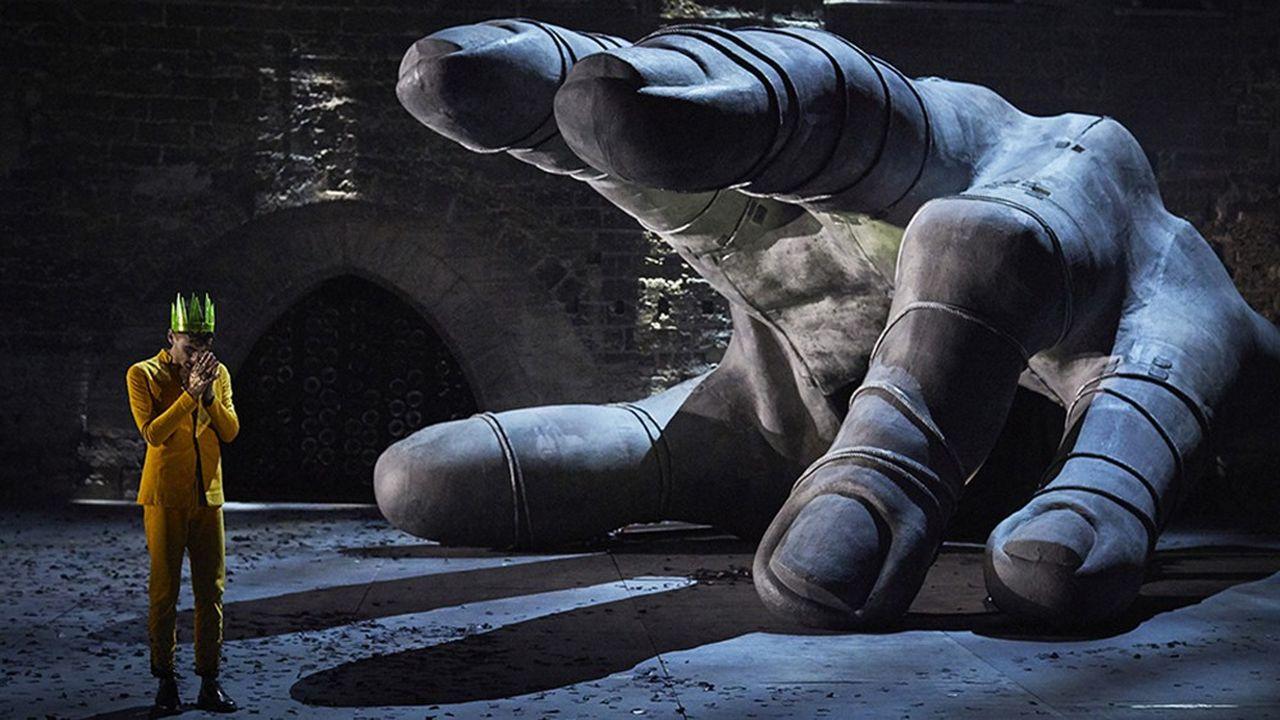 Thyeste, mis en scène par Thomas Jolly