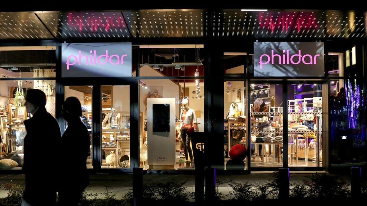 L'enseigne de fil à tricoter ne compte plus que 115 magasins (44 en propre, 61 en affiliation et 10 en franchise) pour un chiffre d'affaires de 35, 6millions d'euros.