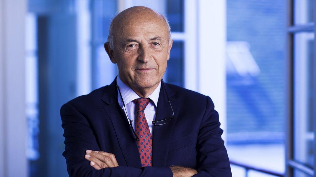 Jean Herve Lorenzi, President du Cercle des Economistes