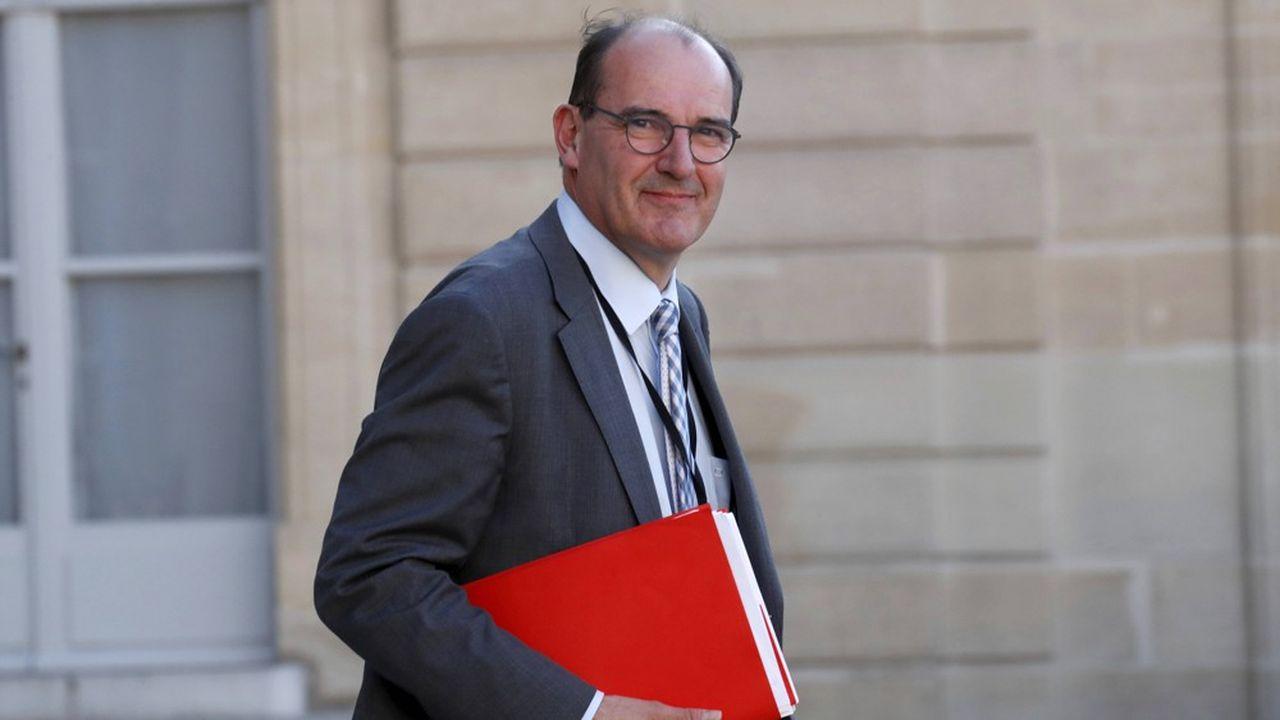 Jean Castex remplace Edouard Philippe à Matignon.