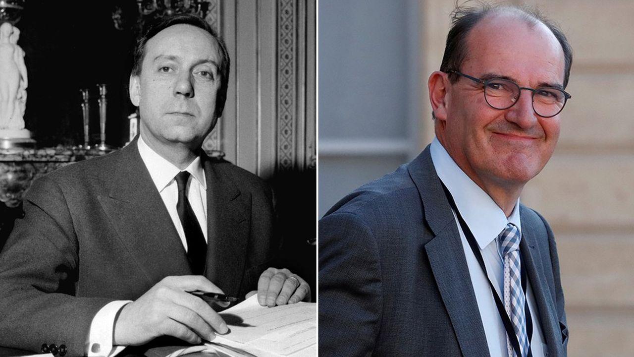 De Michel Debré à Jean Castex, les Premiers ministres de la Ve République