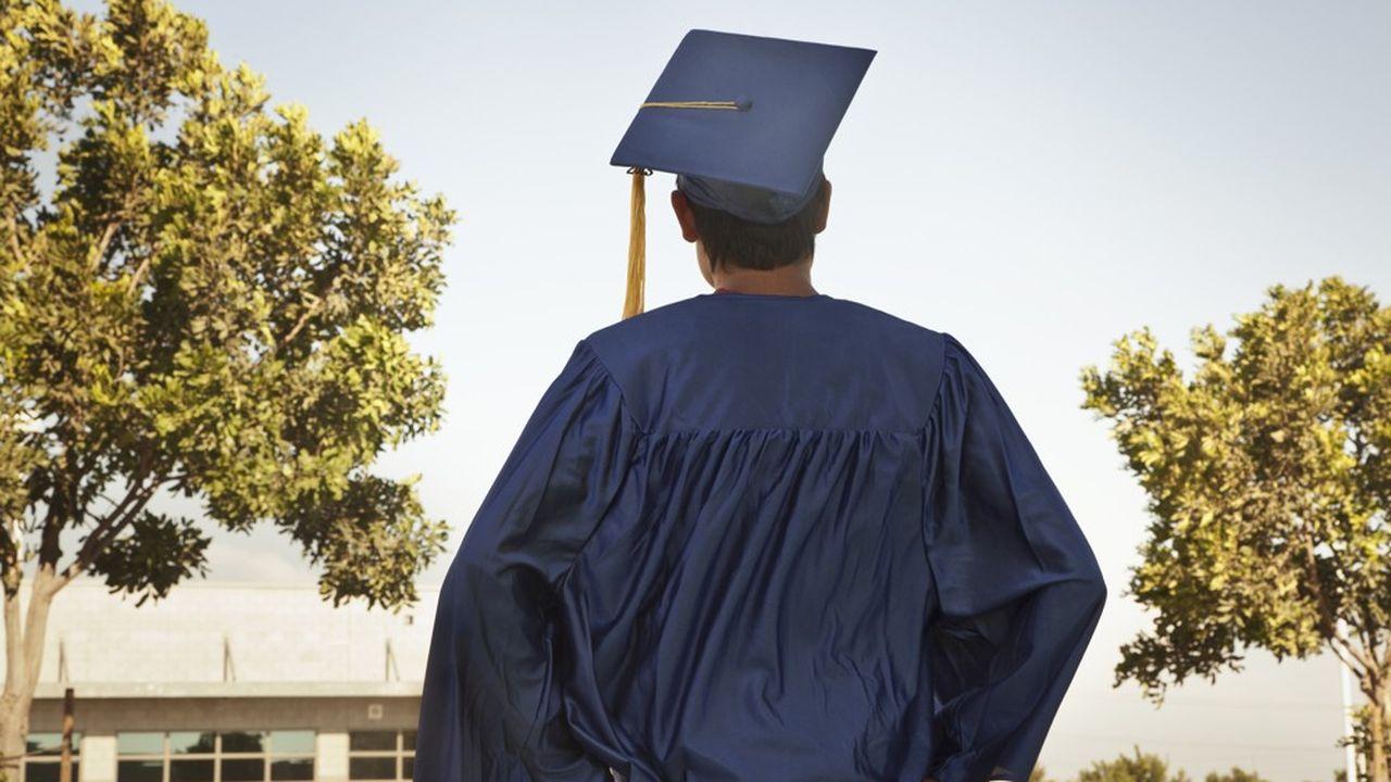 Le salaire de sortie des meilleures écoles permet - généralement - un remboursement sans embûches.