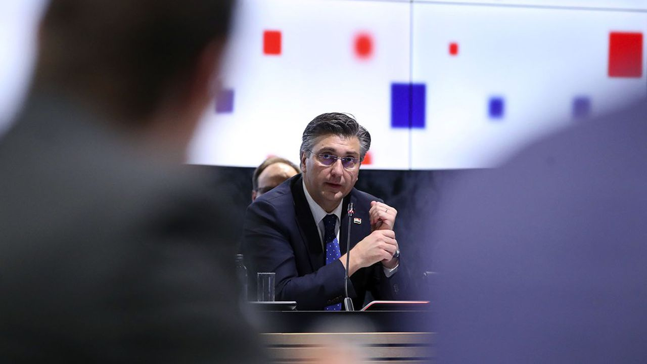 Le gouvernement croate, mené par le Premier ministre Andrej Plenkovic, s'aventure en eaux troubles.