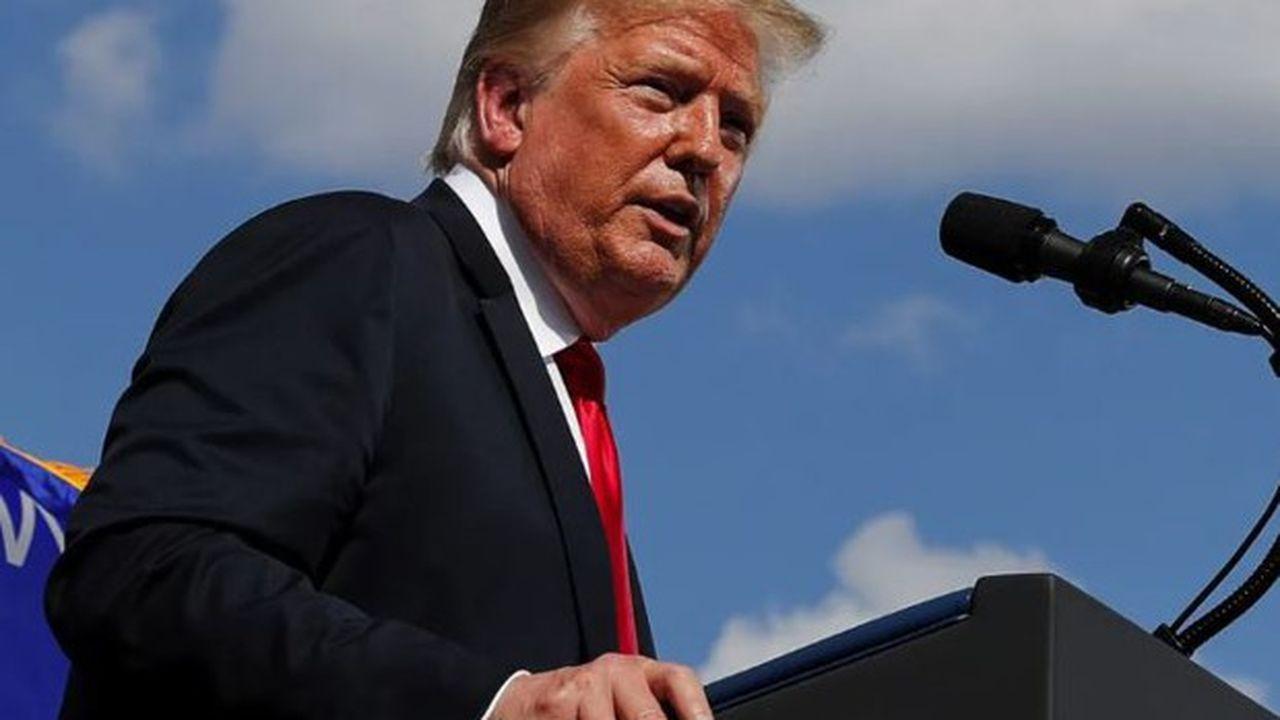 Donald Trump est déjà en pleine campagne électorale.