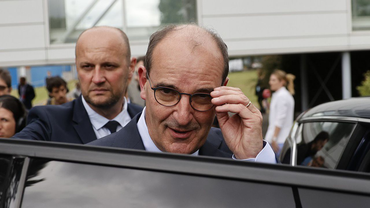 Le nouveau Premier ministre Jean Castex doit recevoir lundi soir députés et sénateurs de la majorité.