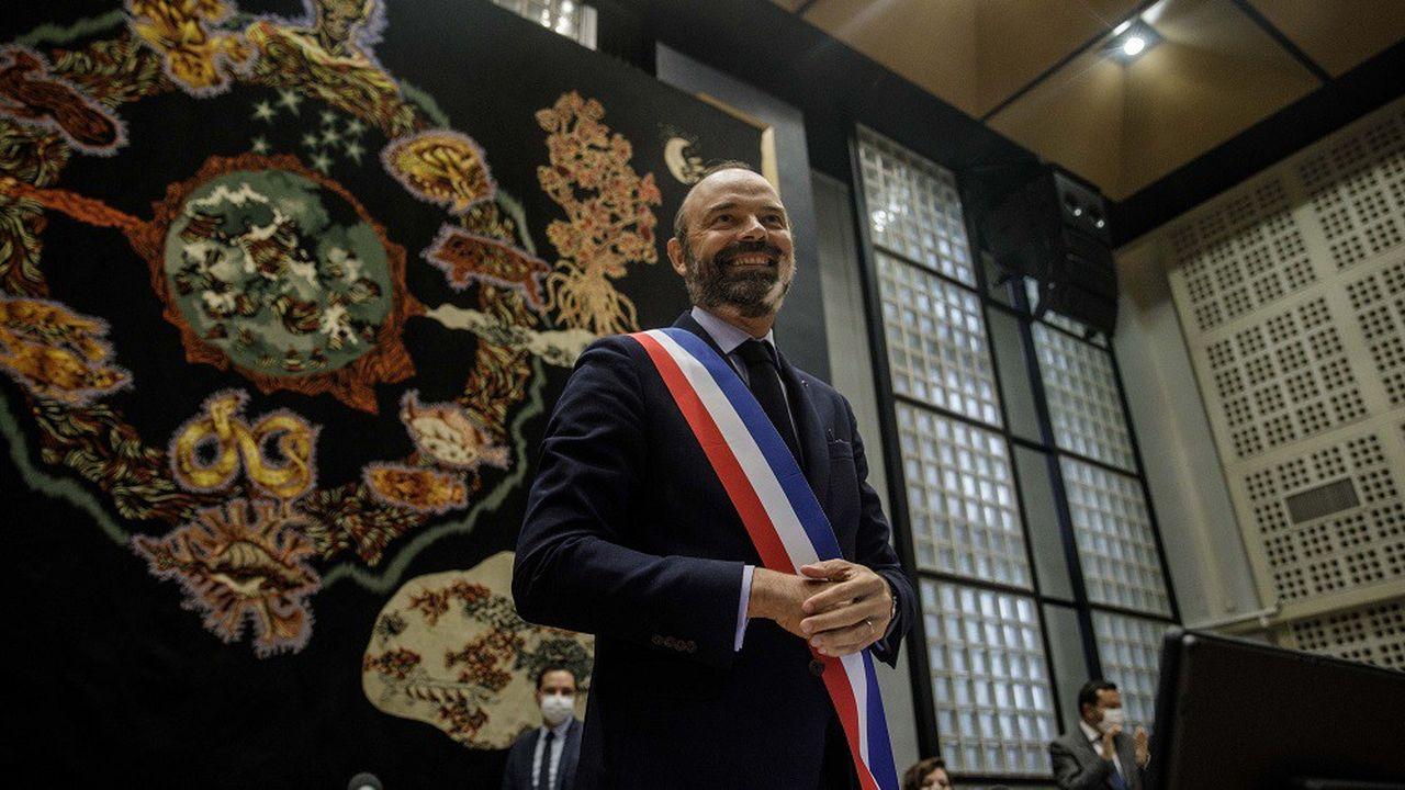 Lors du second tour des municipales, dimanche dernier, la liste menée par Edouard Philippe l'avait emporté avec 58,93%.