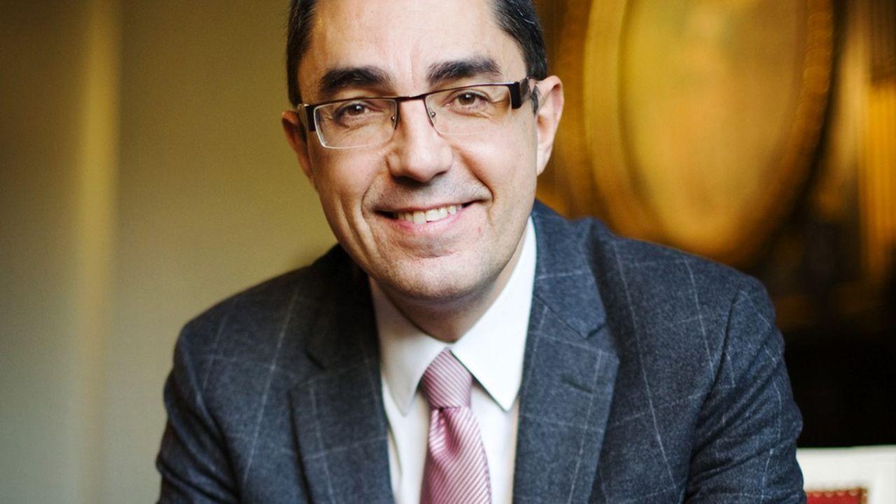 Jean-Luc Martinez, président-directeur du Louvre.