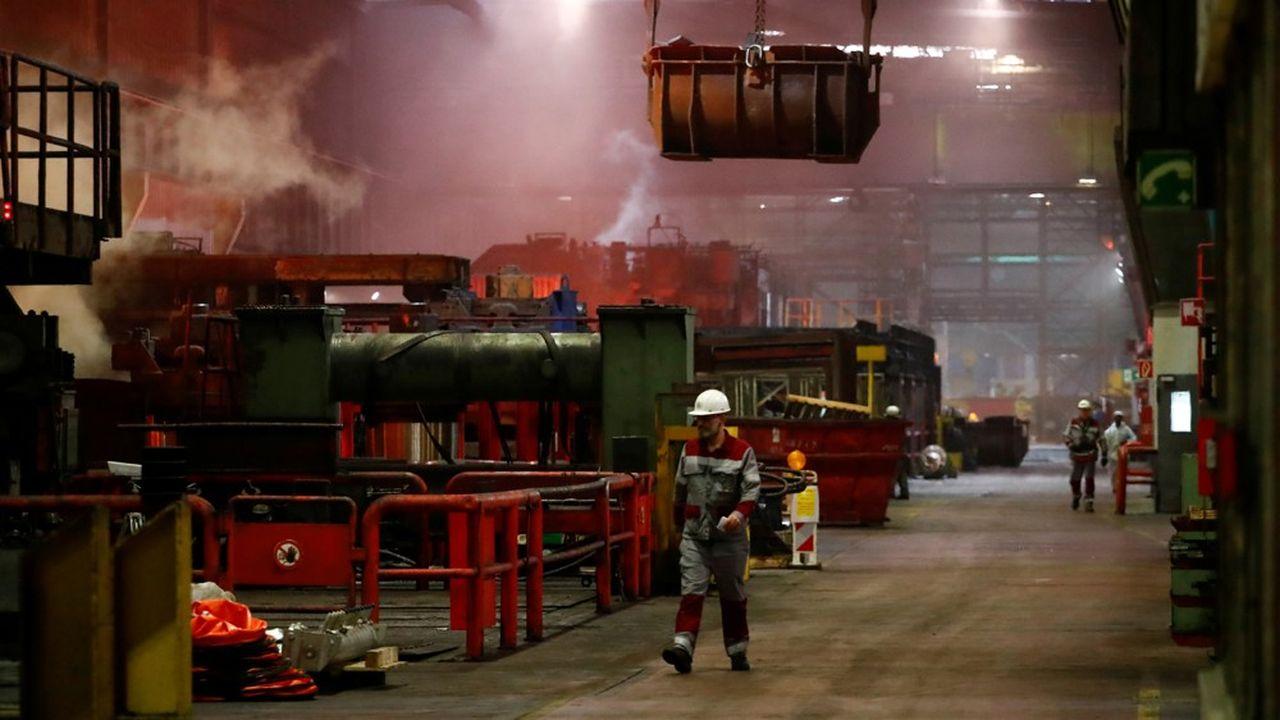 Les commandes industrielles en Allemagne restent inférieures de 29,3% à leur niveau du premier trimestre.