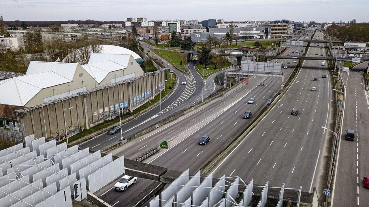Cofiroute exploite plus de 1.200 km de réseau autoroutier.