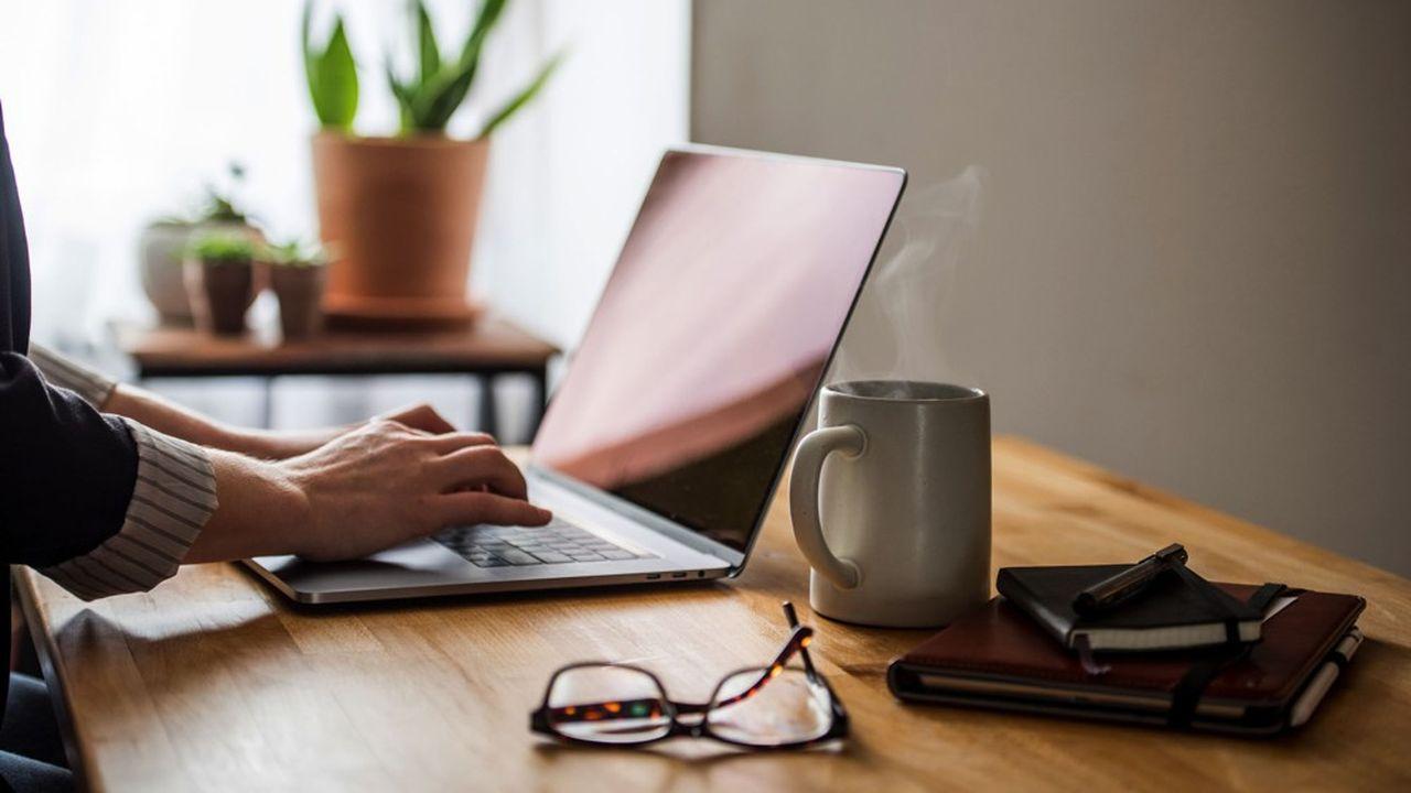 Le télétravail pose de nouveaux risques de sécurité pour les entreprises notamment quand les salariés utilisent leurs ordinateurs personnels.