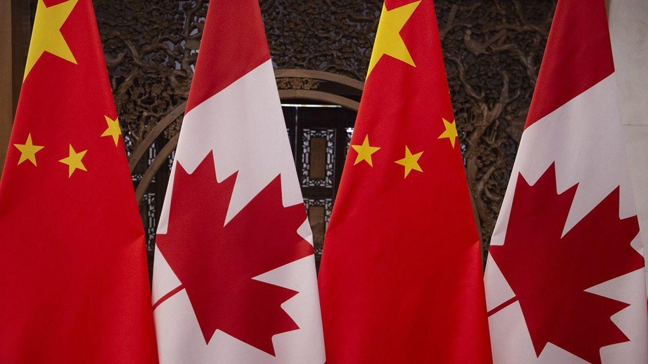 Les relations entre le Canada et la Chine ne cessent de se détériorer depuis la fin 2018.