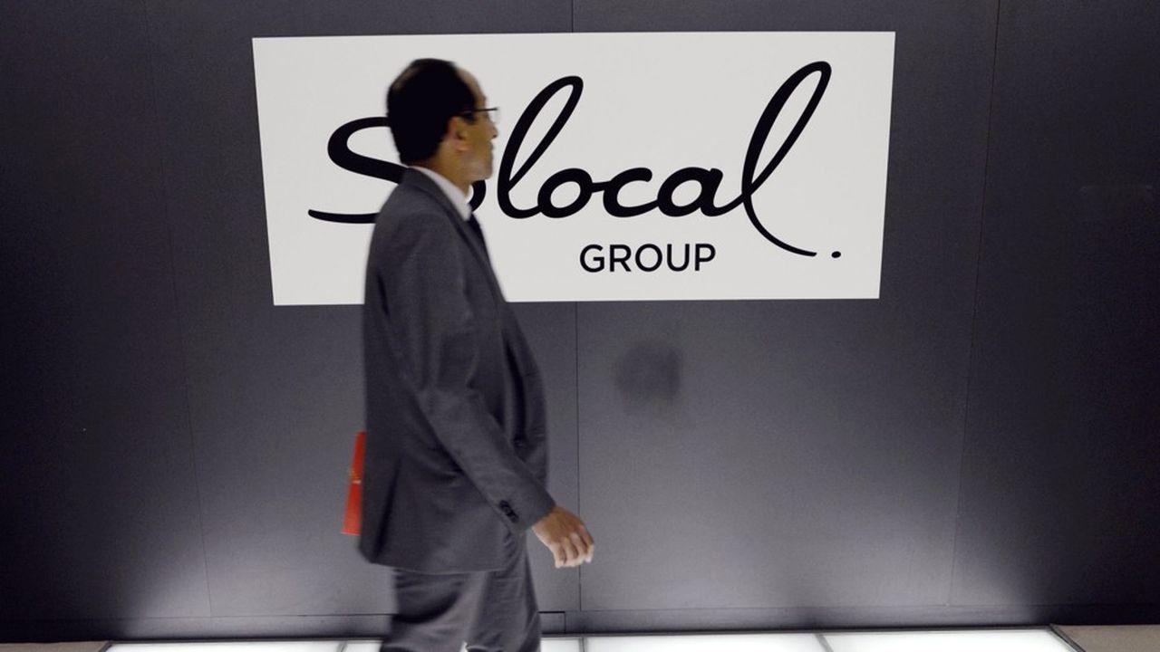 SoLocal a été mis en difficulté par la crise sanitaire, qui a plombé ses recettes