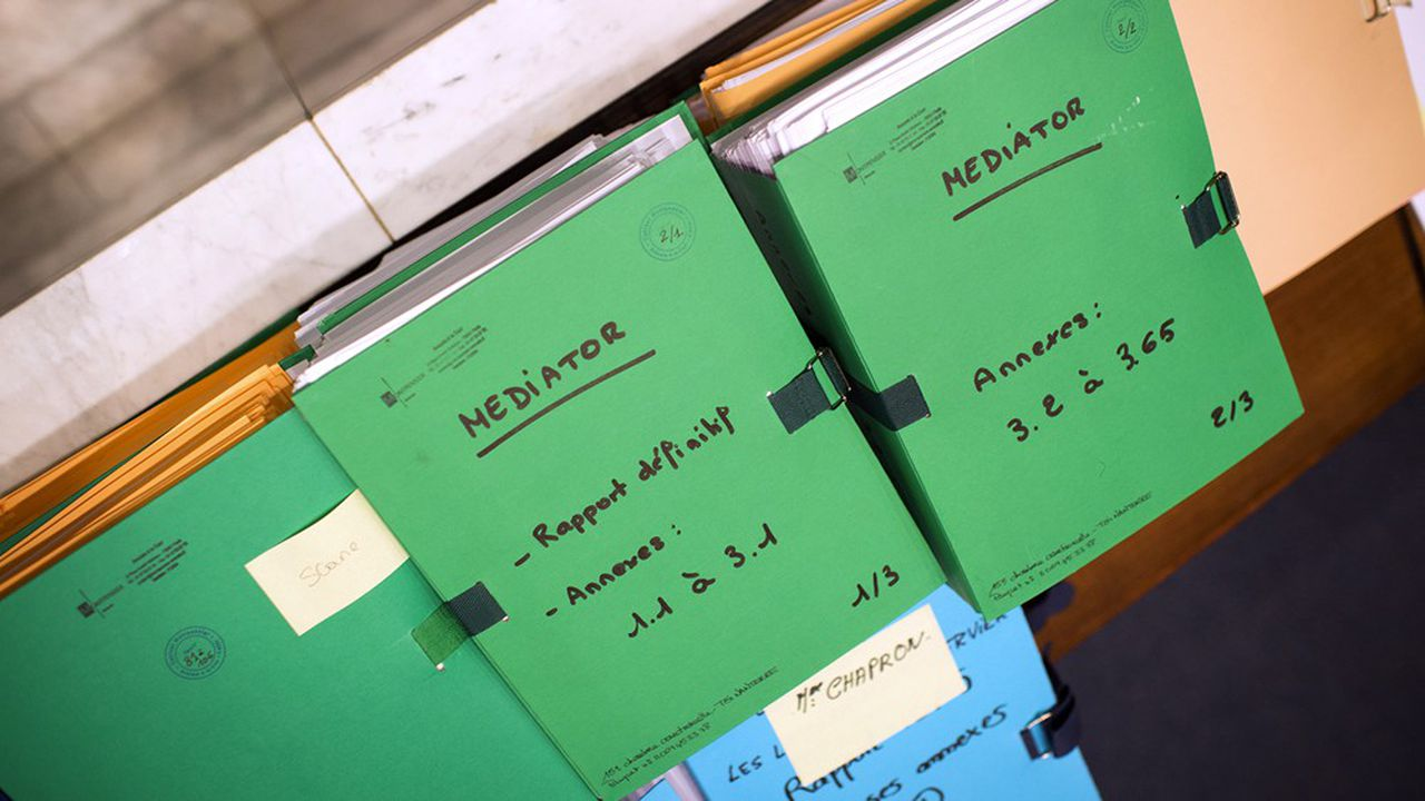 Le Mediator a été prescrit à environ 5 millions de personnes pendant les trente-trois ans de sa commercialisation.