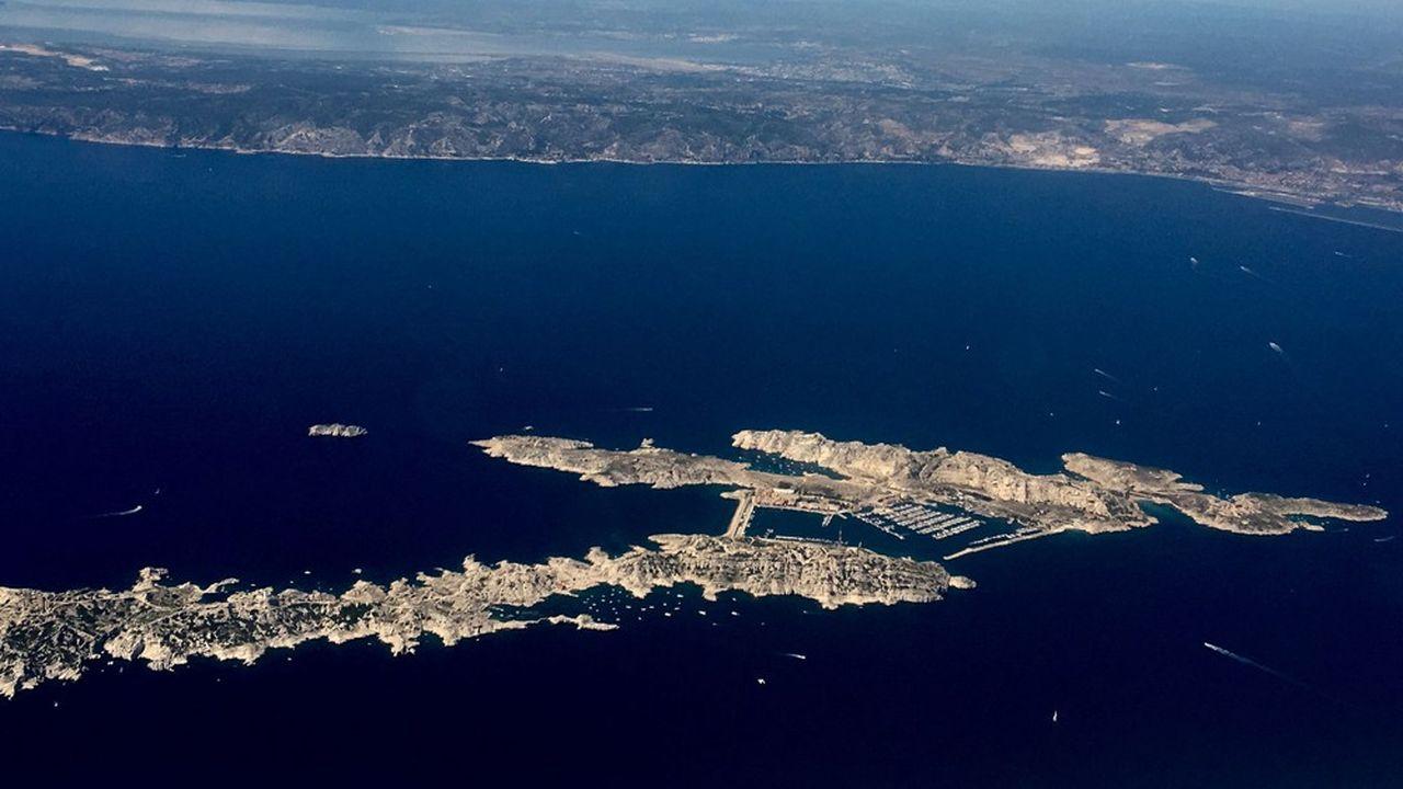 Sur 200 hectares d'emprise, 136 sont la propriété du Conservatoire du littoral.