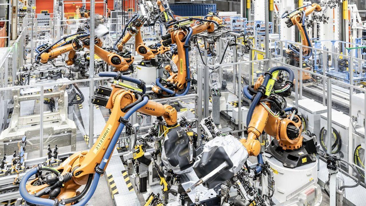 «Le robot est moins sensible que l'homme aux virus (tant qu'ils ne sont pas informatiques)»