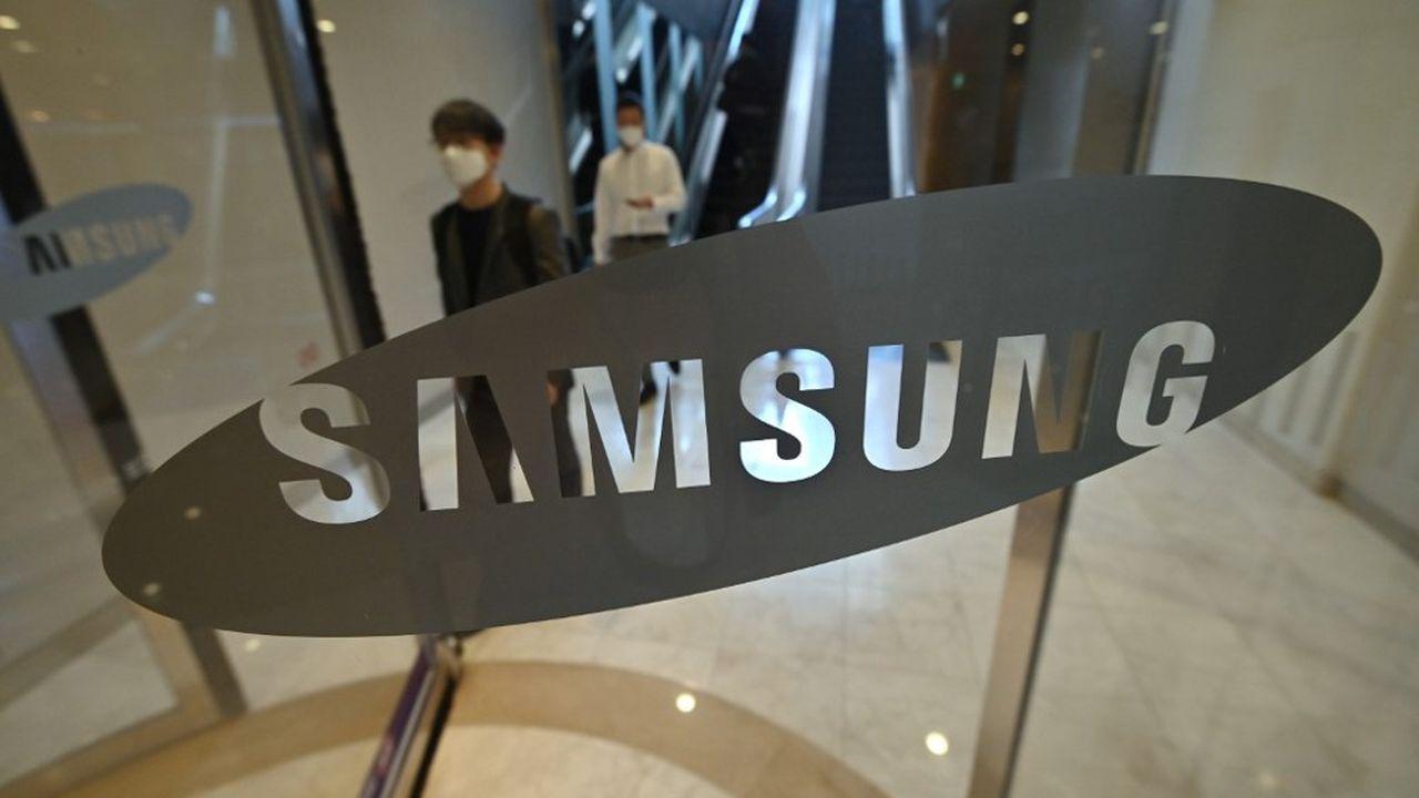 Samsung a publié de bons résultats trimestriels
