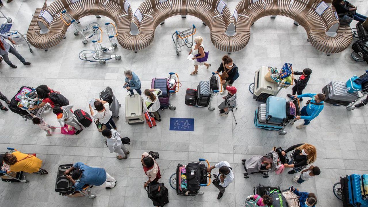 Le montant des acomptes perçus pour des voyages annulés ou annulables du fait du Covid-19 avoisine en France les 500millions d'euros, selon le président de l'organisation professionnelle Les Entreprises du Voyage, Jean-Pierre Mas.