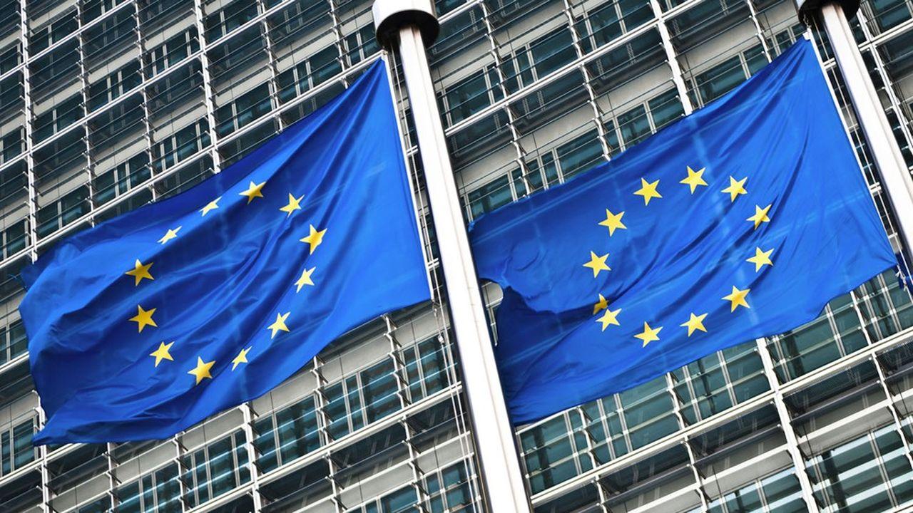 Zone euro: chute du PIB de 8,7 % en 2020, pire qu'attendu